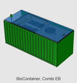 BioContainer BioMax